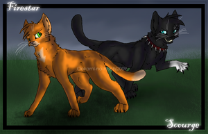 Scourge and Firestar