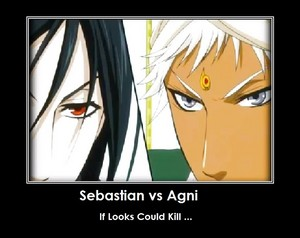Sebastian and Agni