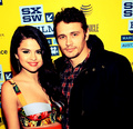 selena gomez and james franco - selena-gomez fan art