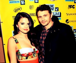 selena gomez and james franco