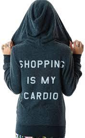 My Cardio- Shopping!!