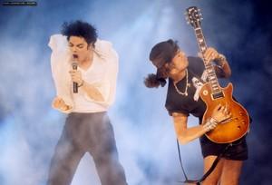 slash & MJ