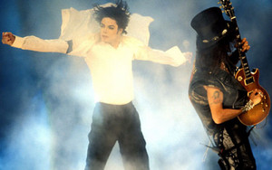 MJ & 斯莱什