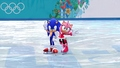 Sonamy Ice skating pairs