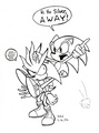 Hi ho silver - sonic-the-hedgehog photo