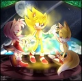 .:A Happy Ending:. - sonic-the-hedgehog photo