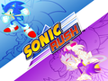 Sonic Rush wallpaper