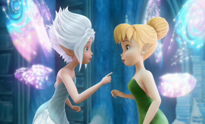 Sparkly wings of Periwinkle and Tinkerbell images sparkly ...