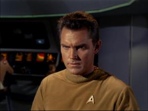 Capt. Chris pike, hecht