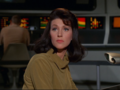 Majel Barrett as Nr. 1 - star-trek-the-original-series photo