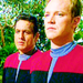 Chakotay and Tom Paris - star-trek-voyager icon
