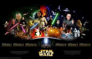 stella, star Wars Saga