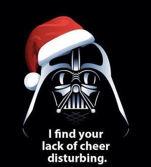 Darth Vader 크리스마스