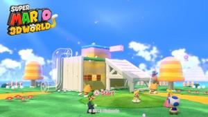 Mario 3D World वॉलपेपर