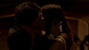 Damon and Elena