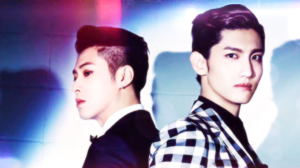 ♣ TVXQ - Something MV ♣