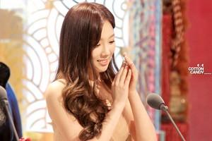 Taeyeon @ SBS Entertainment Awards