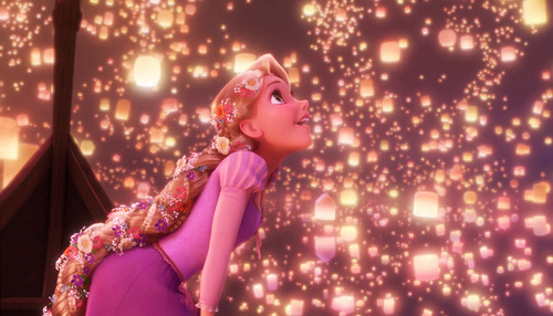 Tangled wallpaper called rapunzletangled