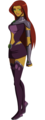young justice starfire - teen-titans-vs-young-justice photo