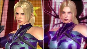 Nina/Tekken tAG/rEVOLUTION