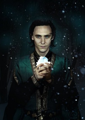 Loki and the tesseract