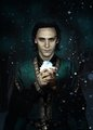 Loki and the tesseract - the-avengers photo
