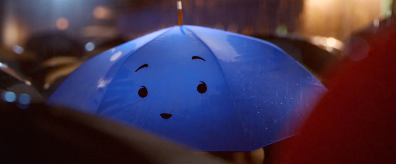 The Blue Umbrella Images Screencaps HD Wallpaper And Background Photos