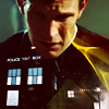 The Eleventh Doctor photo possibly containing a portrait called The Eleventh Doctor Icons
