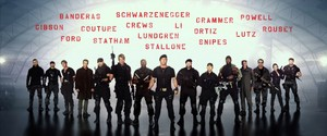 Expendables 3 group