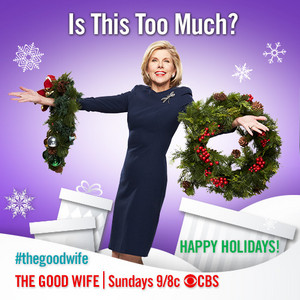 diane lockhart happy holidays