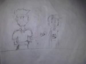 Jason and Piper (yay)