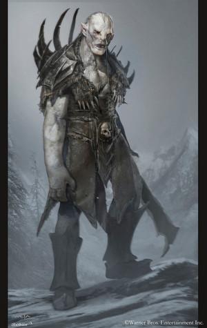 The Hobbit: The Desolation of Smaug - Concept Art