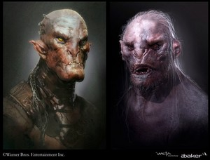 The Hobbit: The Desolation of Smaug - Concept Art