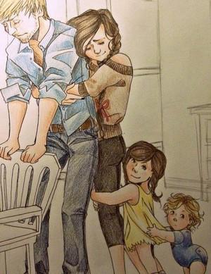The Mellark Family
