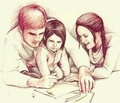 The Mellark Family - the-hunger-games fan art