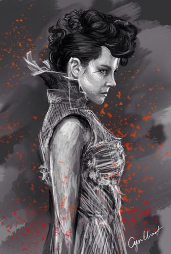 The Hunger Games images Johanna Mason ♢ HD wallpaper and ...