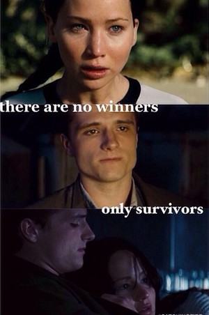 No Winners, Only Survivors