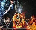 Hunger Games! Percy Jackson! Harry Potter!