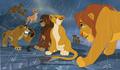 Simba has to learn to trust kiara
