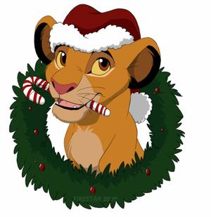 Simba's 圣诞节