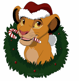 Simba's クリスマス