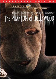 The Phantom of Hollywood Cover
