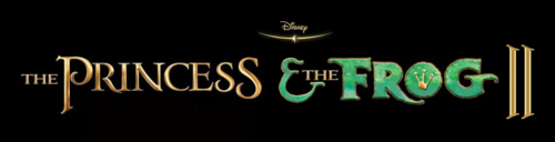 The Princess and the Frog wallpaper called Teaser judul