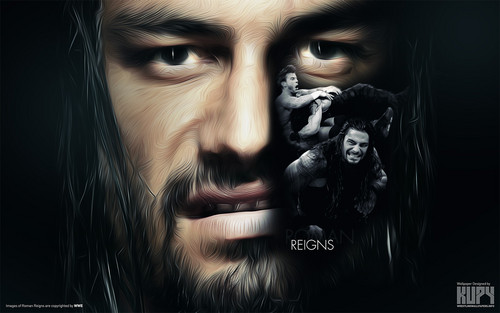 The Shield (WWE) wallpaper entitled Roman Reigns