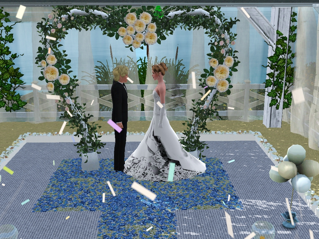 My Sims Wedding The Sims 3 Photo 36322785 Fanpop