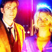 The Tenth Doctor and Rose Tyler - the-tenth-doctor icon