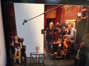 New BTS Scans from Vampire Academy: The Ultimate Guide