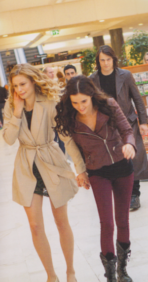 New Vampire Academy movie companion scan
