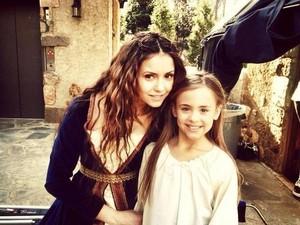Katherine's flashback :O