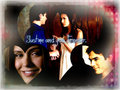 Delena - Just you and me. - the-vampire-diaries wallpaper